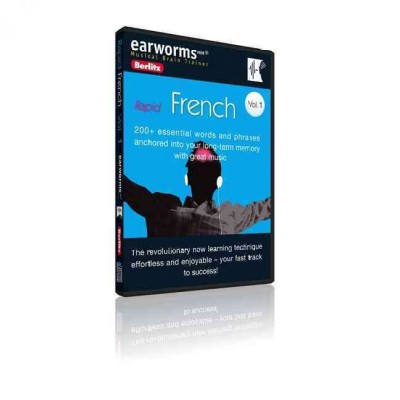 EarwormsBerlitz Rapid French Vol.1