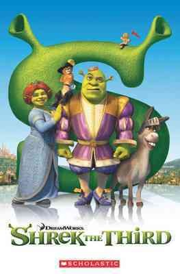 Scholastic Popcorn Readers Level 3: Shrek the Third with CD