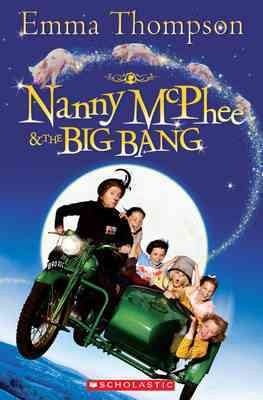 Scholastic Popcorn Readers Level 3: Nanny McPhee and the Big Bang with CD