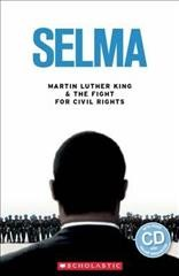 Scholastic ELT Readers Level 2: Selma with CD逐夢大道