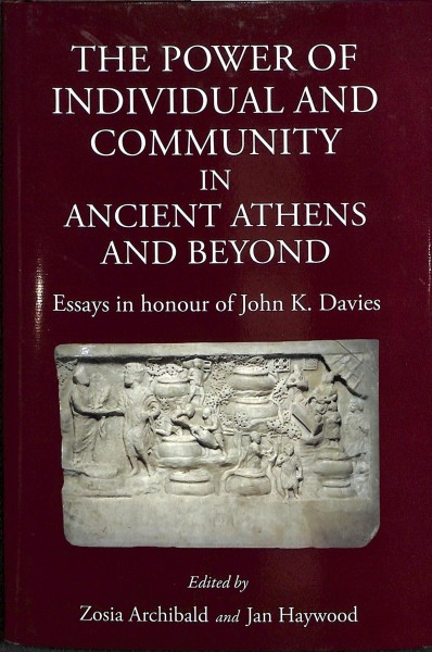 The Power of the Individual in Ancient Athens