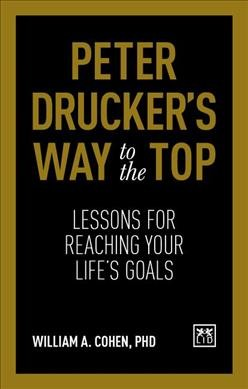 Peter Drucker's Way to the Top