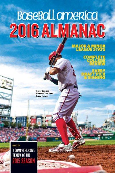 Baseball America 2016 Almanac