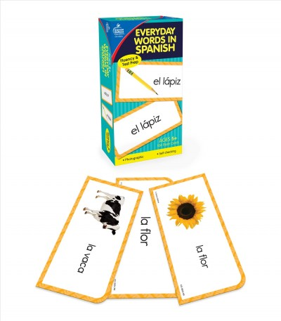 Everyday Words in Spanish/ Pal(Cards)