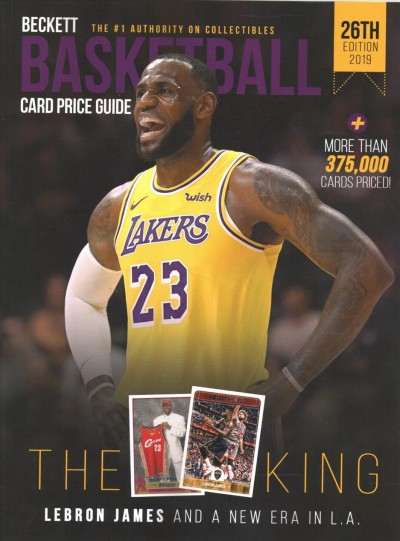 Beckett Basketball Card Price Guide 2018
