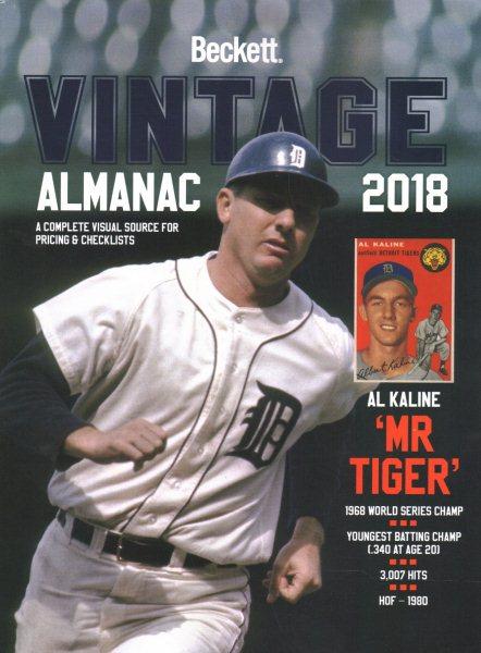 Beckett Vintage Almanac 2018