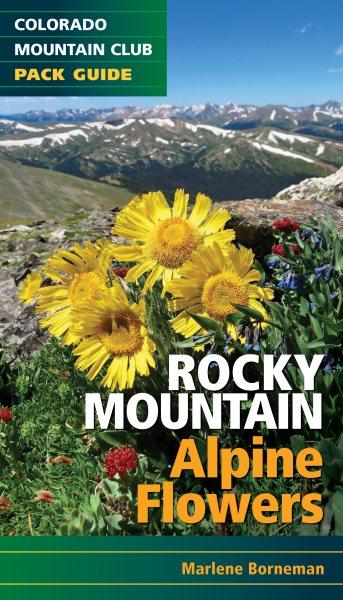 Rocky Mountain Alpine Flowers