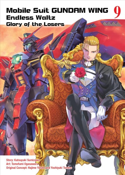 Mobile Suit Gundam Wing 9