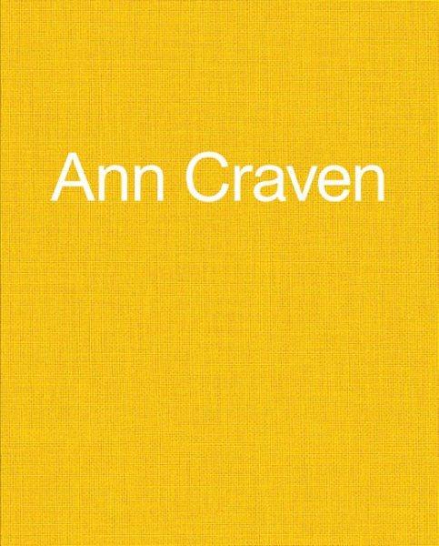 Ann Craven
