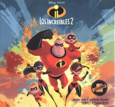 The Incredibles 2(有聲CD)