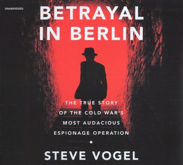 Betrayal in Berlin(有聲CD)