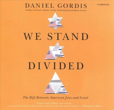 We Stand Divided(有聲CD)