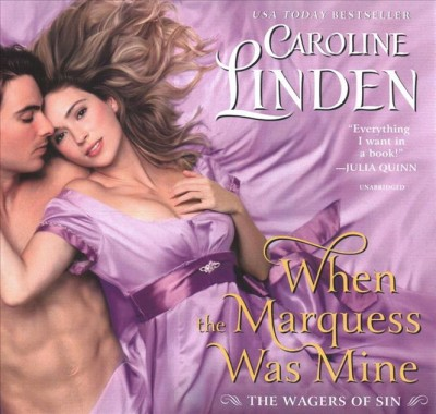 When the Marquess Was Mine(有聲CD)