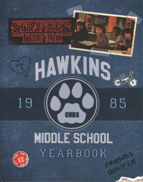 Hawkins Middle School Yearbook