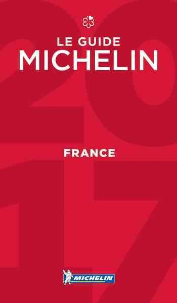 Michelin Guide 2017 France