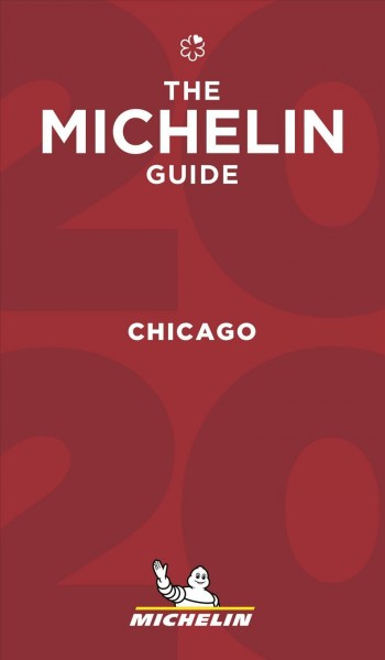Michelin Red Guide 2019 Chicago