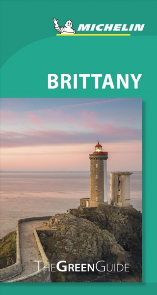 Michelin Green Guide Brittany