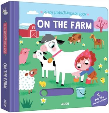 My First Interactive Board Book on the Farm