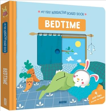 My First Interactive Board Book Bedtime
