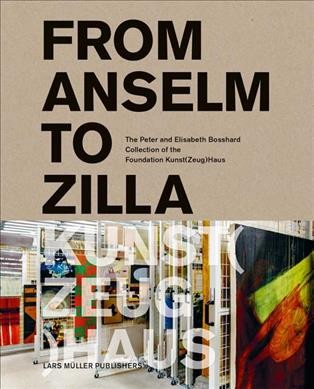 From Anselm to Zilla