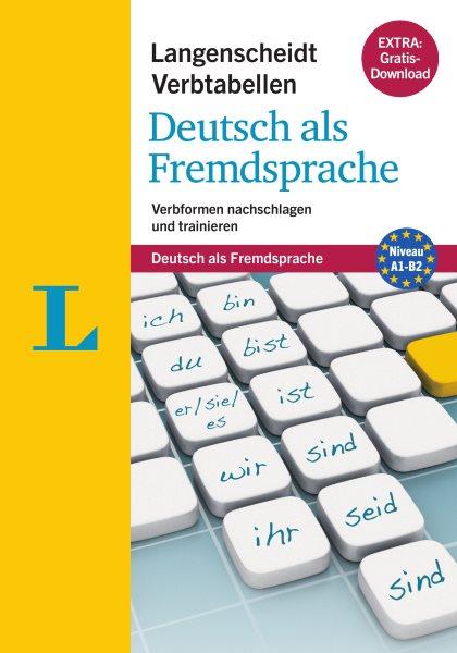 Langenscheidt Verbtabellen Deutsch - German Verb Tables