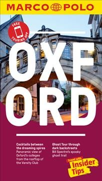 Marco Polo Pocket Guide Oxford