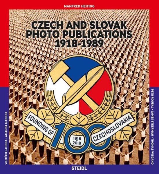 Czech and Slovak Photo Publications ,1918-1989