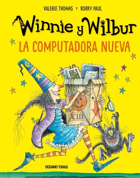 La computadora nueva / Winnie\