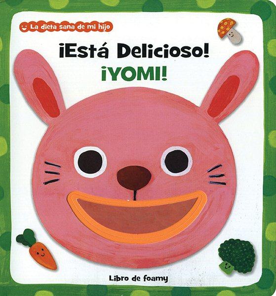 ¡Está delicioso! ¡Yomi! /