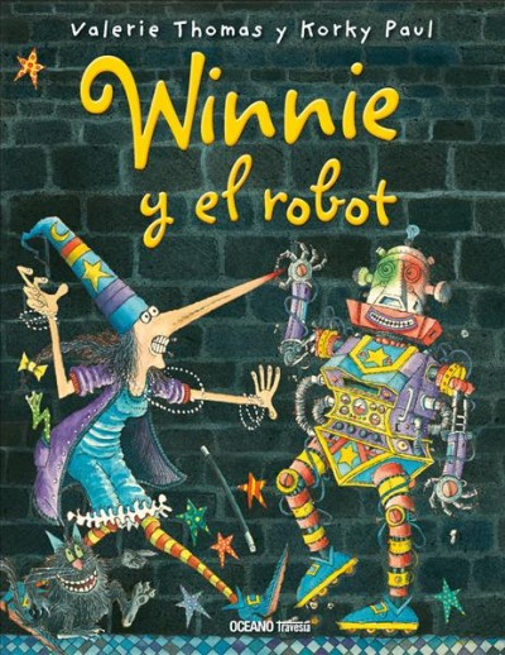 Winnie y el robot/ Winnie\