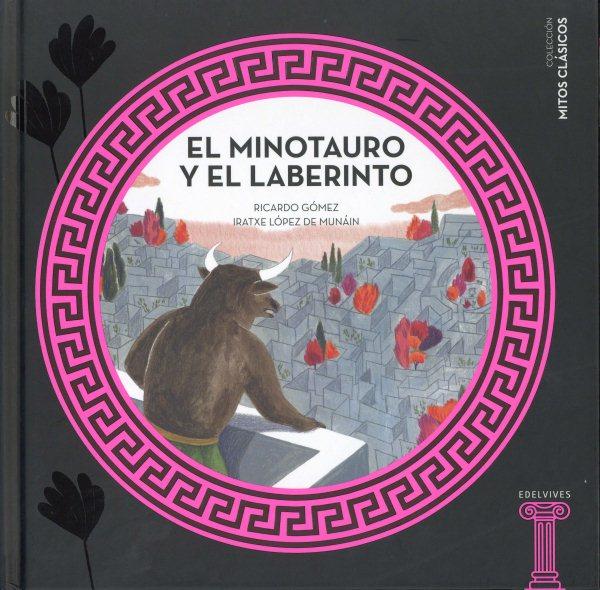 El minotauro y el laberinto / Theseus and the Minotaur