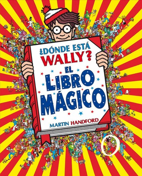 澳鏮de est?Wally?: El libro m墔ico / Where\