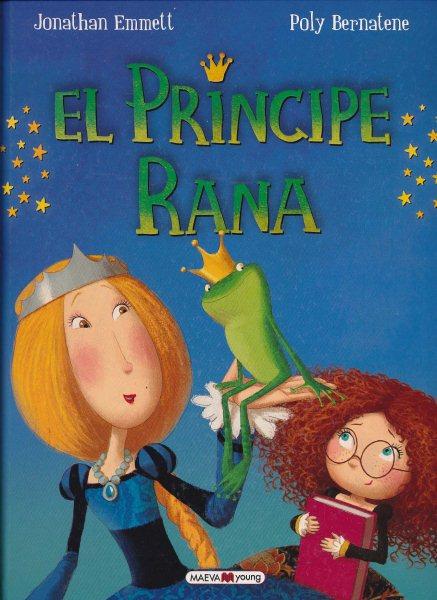 El principe rana/ Prince Ribbit