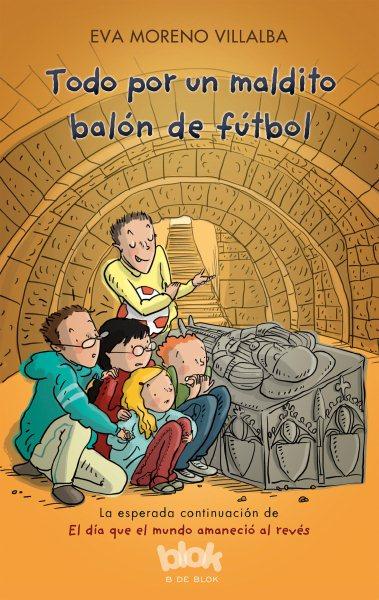 Todo por un maldito bal鏮 de fbol / All for a damn soccer ball