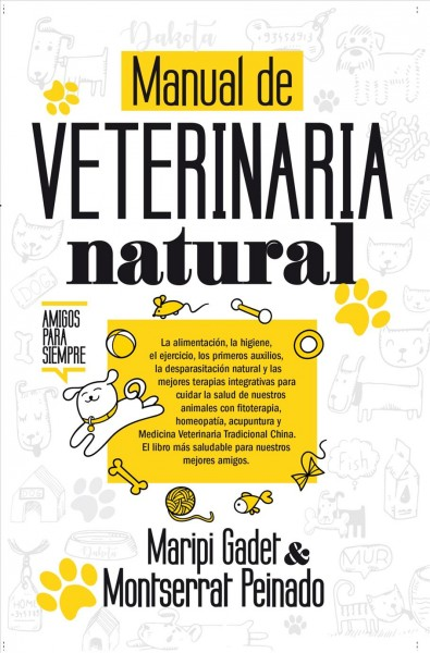 Manual de veterinaria natural / Natural Veterinary Manual
