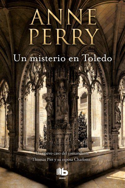 Un misterio en Toledo/ The Angel Court Affair