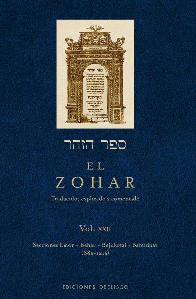 Zohar XXII/ Zohar XXII
