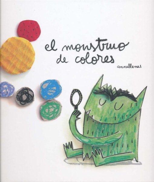 El monstruo de colores/ The Color Monster