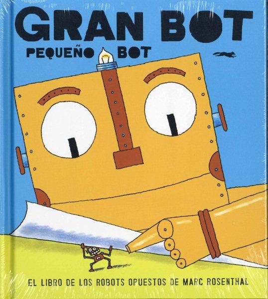 Gran bot peque隳 bot / Big Bot, Small Bot