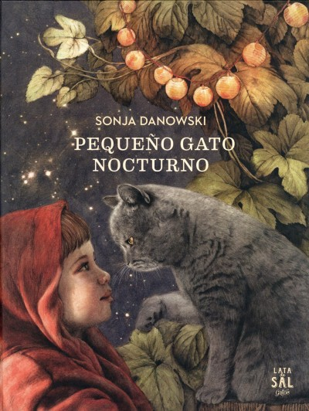 Peque隳 gato nocturno / Little Night Cat