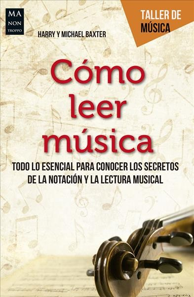 C鏔o leer mica/ How to Read Music