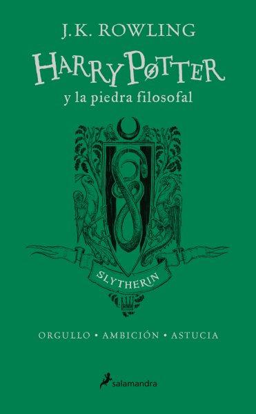 Harry Potter y la piedra filosofal / Harry Potter and the Philosopher\