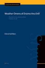 Weather Omens of Enuma Anu Enlil