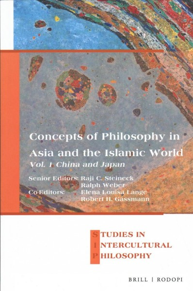 Concepts of philosophy in Asia and the Islamic world-China and Japan