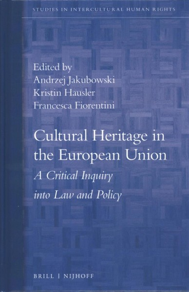 Cultural Heritage in the European Union