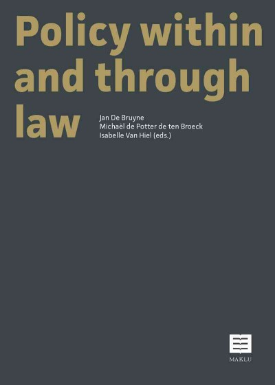 Policy Within and Through Law
