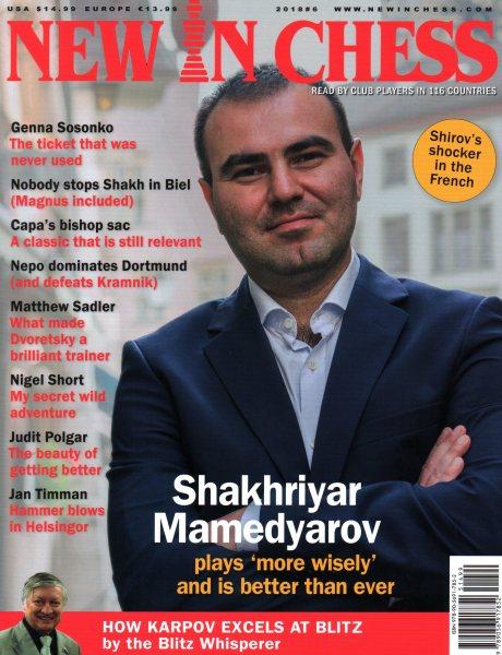 New in Chess Magazine 2018