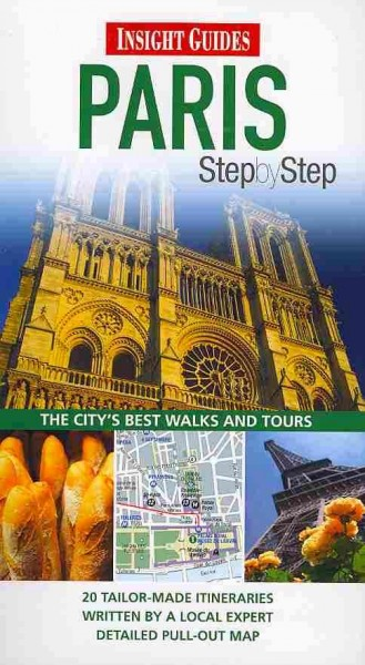 Insight Guides Step by Step Paris