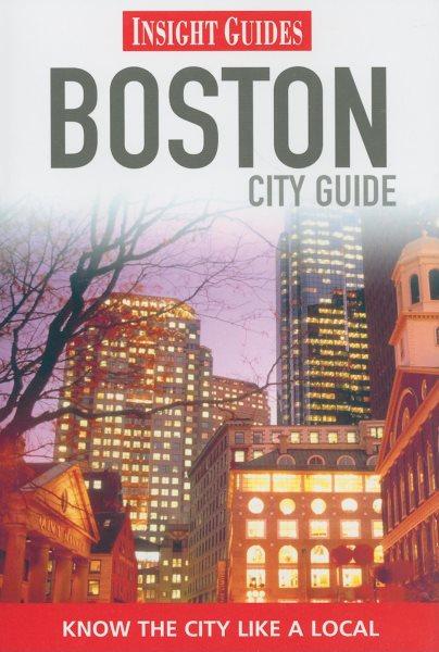 Insight Guide Boston